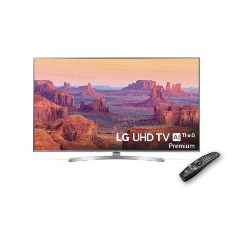 "TV LG 49"", AI Smart TV ThinQ webOS 4.0, HDRx3, sonido ultra Surround"
