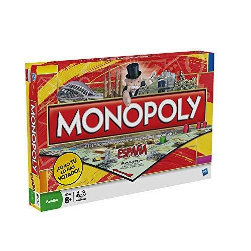MONOPOLY versión España rebajado