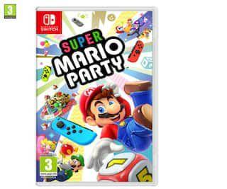 Mario Party para Switch en el Alcampo de Mataró