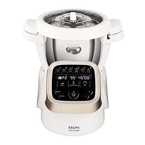 Robot de cocina multifunción Krups + accesorios Krups