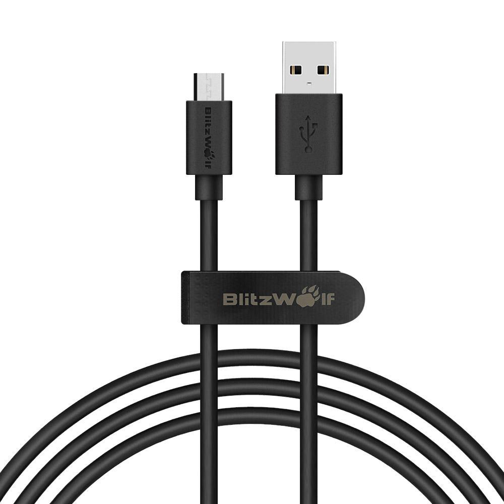 Cable de carga Blitzwolf por 1,48€