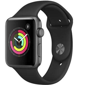 Apple Watch Serie 3, 42mm negro. (Recogida en tienda)
