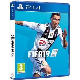 FIFA 19 PS4 - Precio Socio FNAC