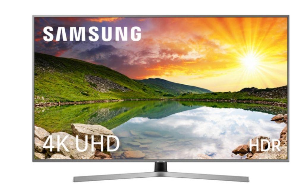 """TV LED 163 cm (65"""") Samsung UE65NU7475 4K HDR Smart TV"""