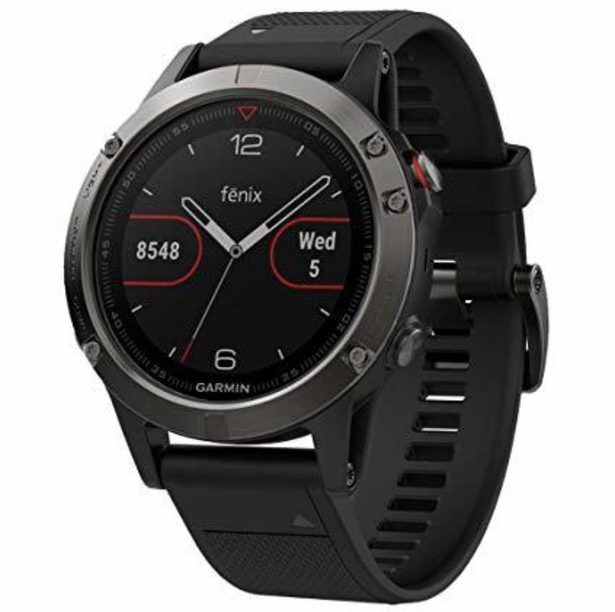 Reloj deportivo - Garmin Fenix 5 a 349€