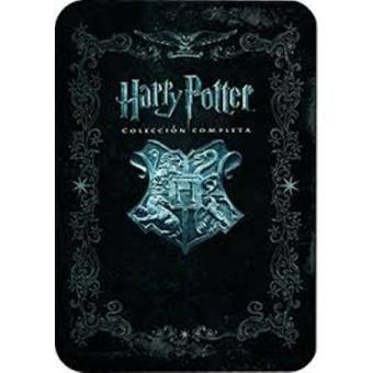Pack Harry Potter (Steelbook) - DVD