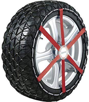 Michelin 92340 Cadenas de nieve de tela para coche