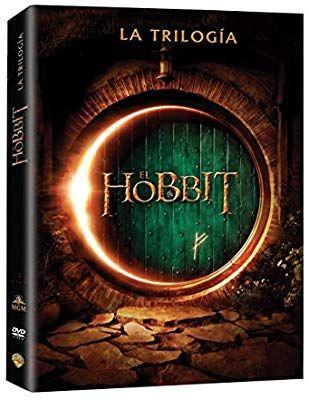 El Hobbit: Trilogía Cinematográfica [DVD]