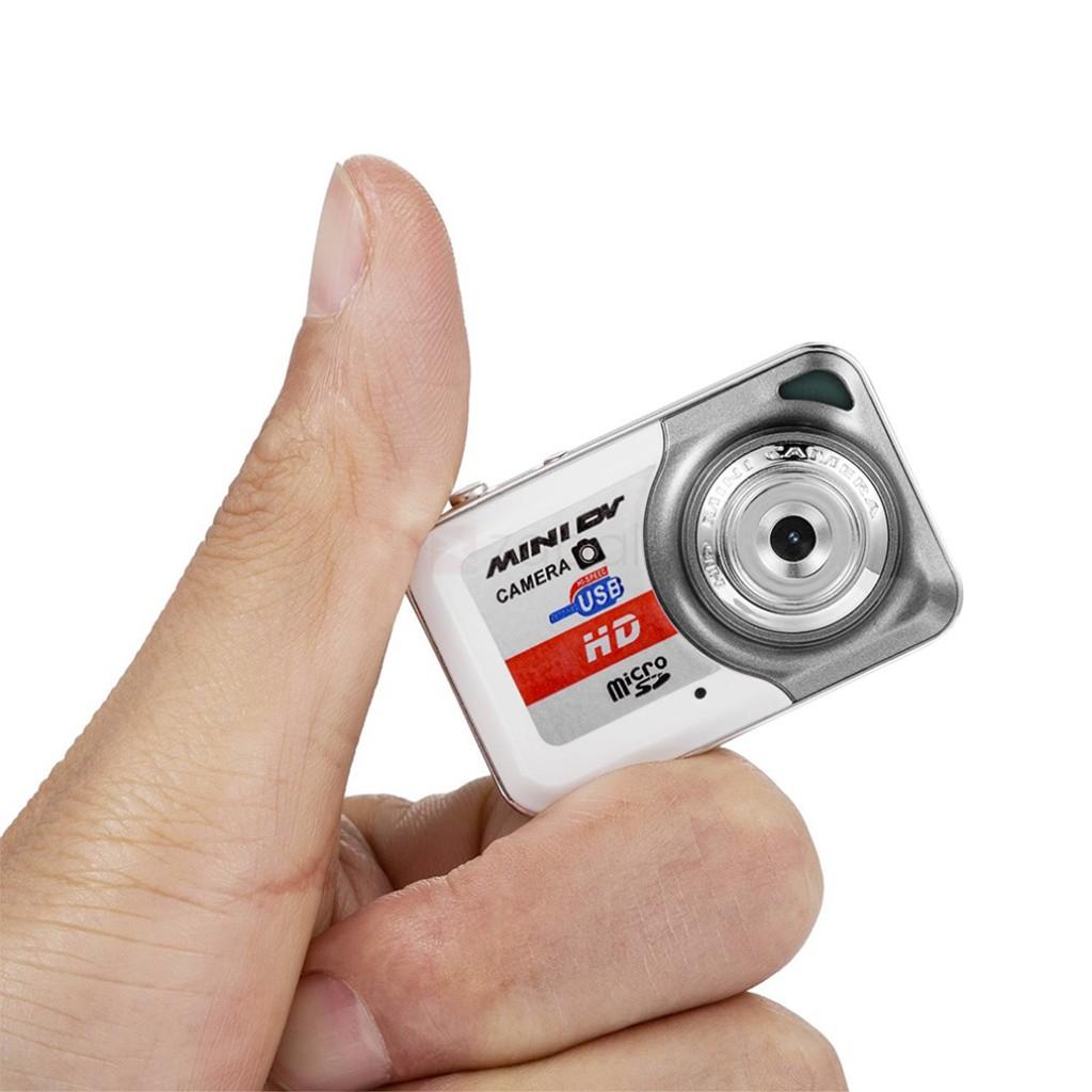 Mini cámara de video X6 HD por solo 7€