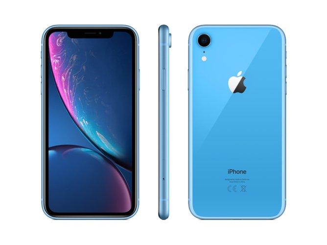 Apple iPhone Xr 64GB Azul, Blanco o Negro