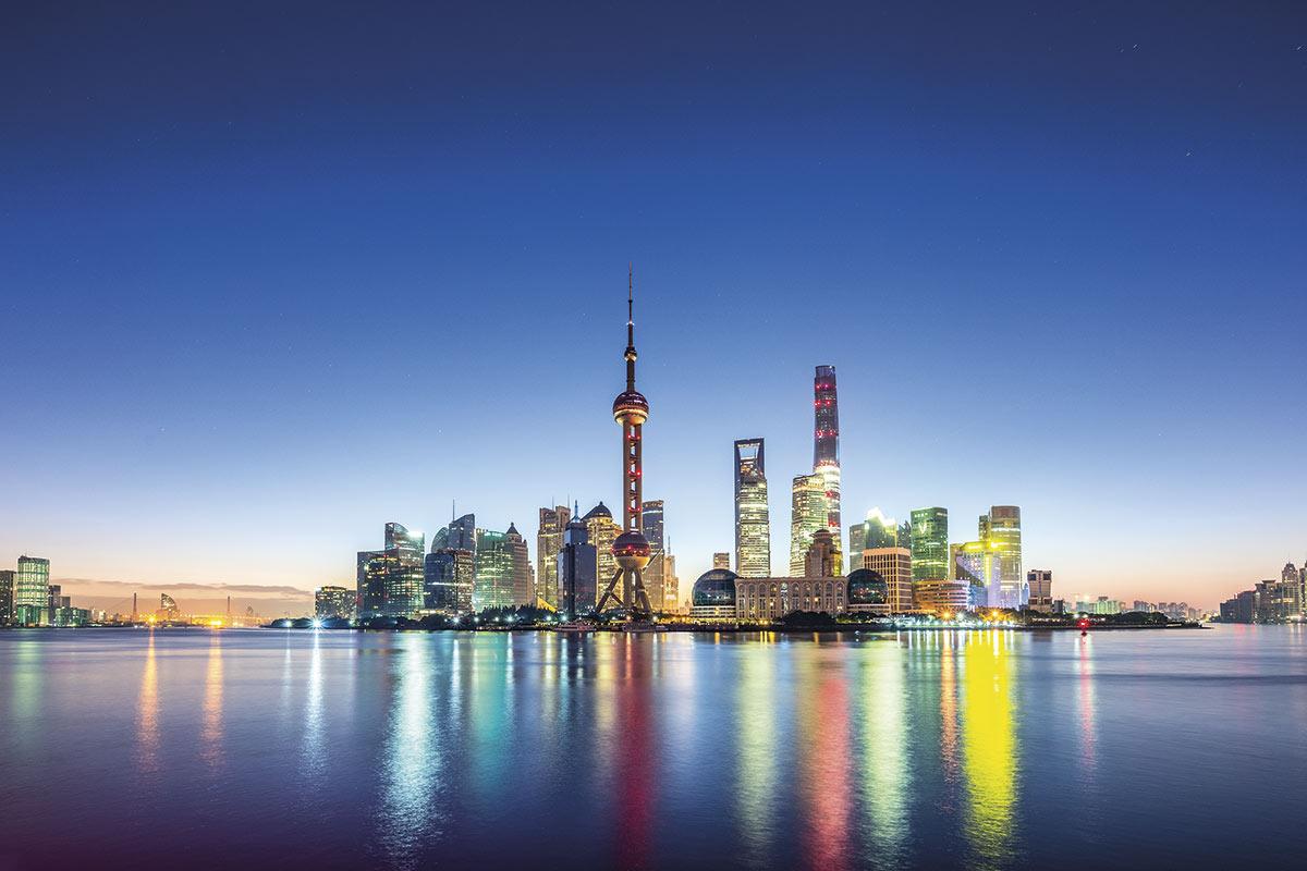 Vuelos a Shanghai desde Madrid por 120€