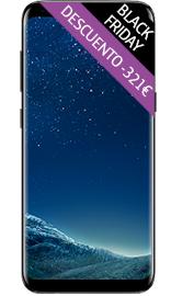 Samsung S8 Libre de 64GB Nuevo PROMOCION EXCLUSIVA ONLINE - Black Friday - Envio Gratis