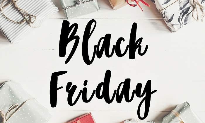 Black Friday INDITEX + HOLLISTER