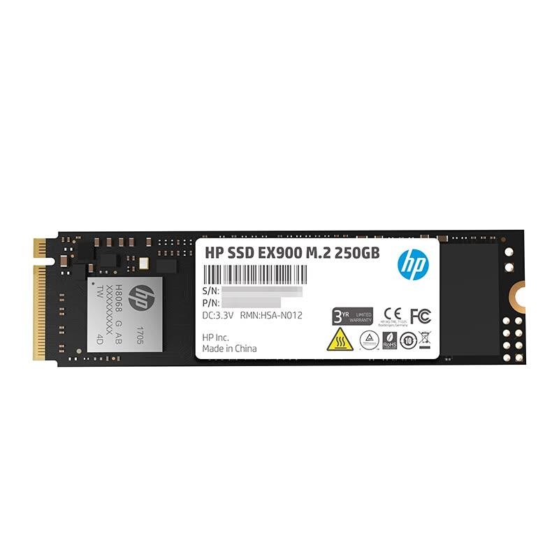 SSD M.2 NVMe HP EX900 250G