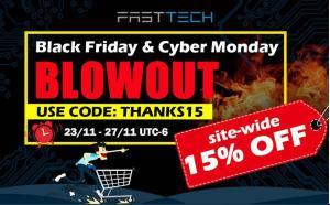 15% descuento en Fasttech
