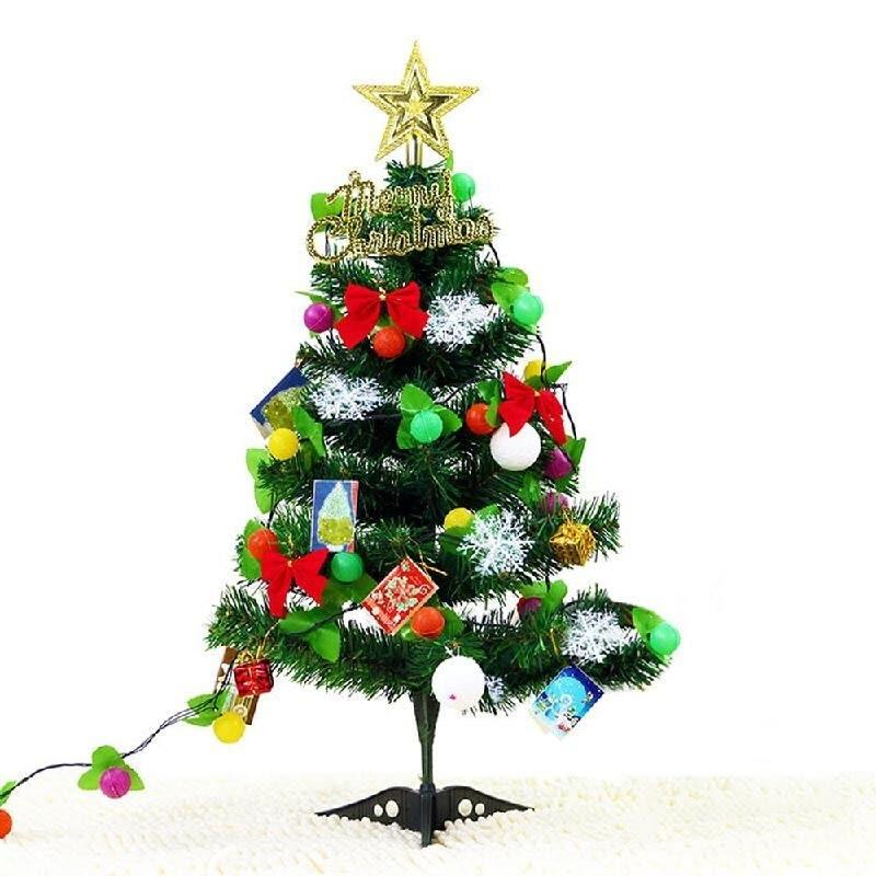Árbol de Navidad 60cm con LED