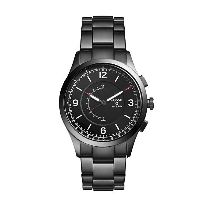 Smartwatch Fossil FTW1207 Híbrido de acero
