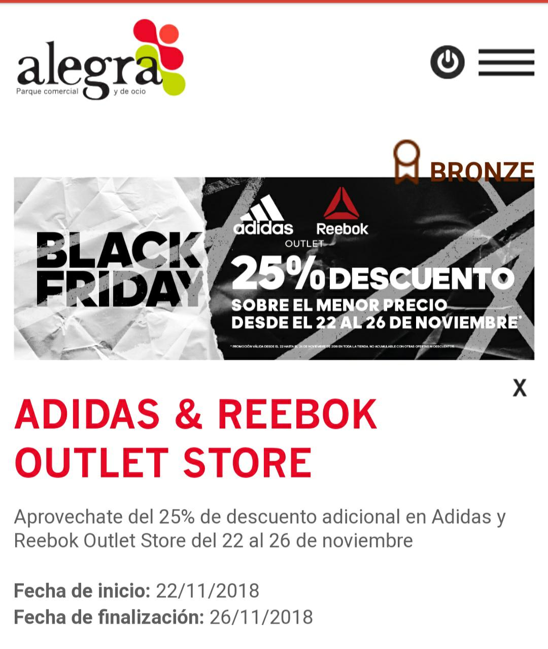 Inauguración Tienda Adidas + Reebok