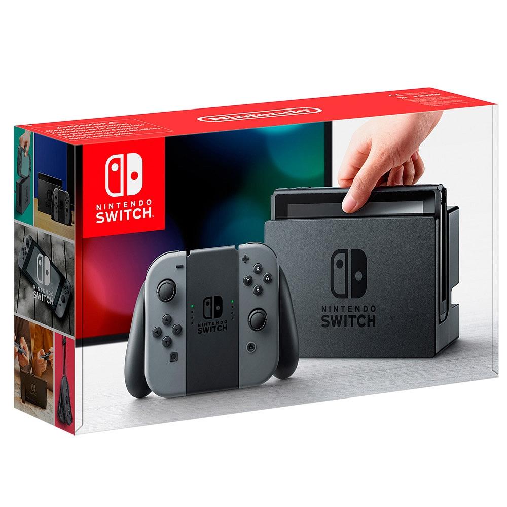 Nintendo Switch (Gris) AGOTADO ONLINE, PREGUNTAR EN TIENDA