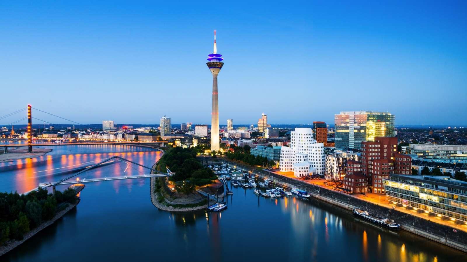 Vuelos desde Palma a Berlin o Dusseldorf por menos de un 1€