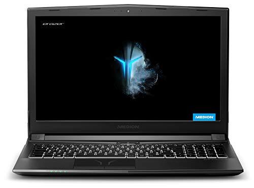 """Portátil Medion 15.6"""" i5-8300H GTX1050Ti SSD"""