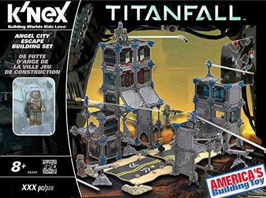Juego de construcción Titanfall