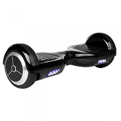 "Hoverboard Patinete eléctrico Evomotion 6,5"" negro"