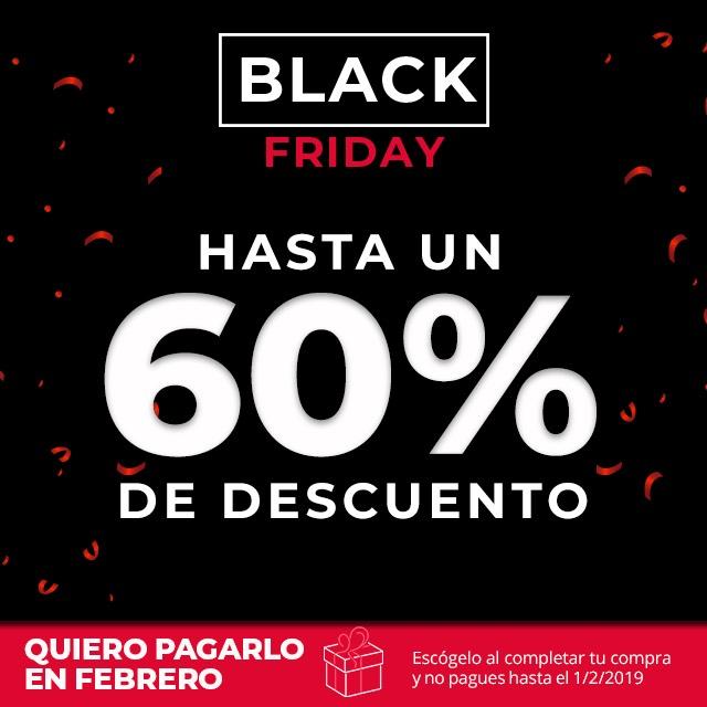 BLACK FRIDAY en MASmusculo.com