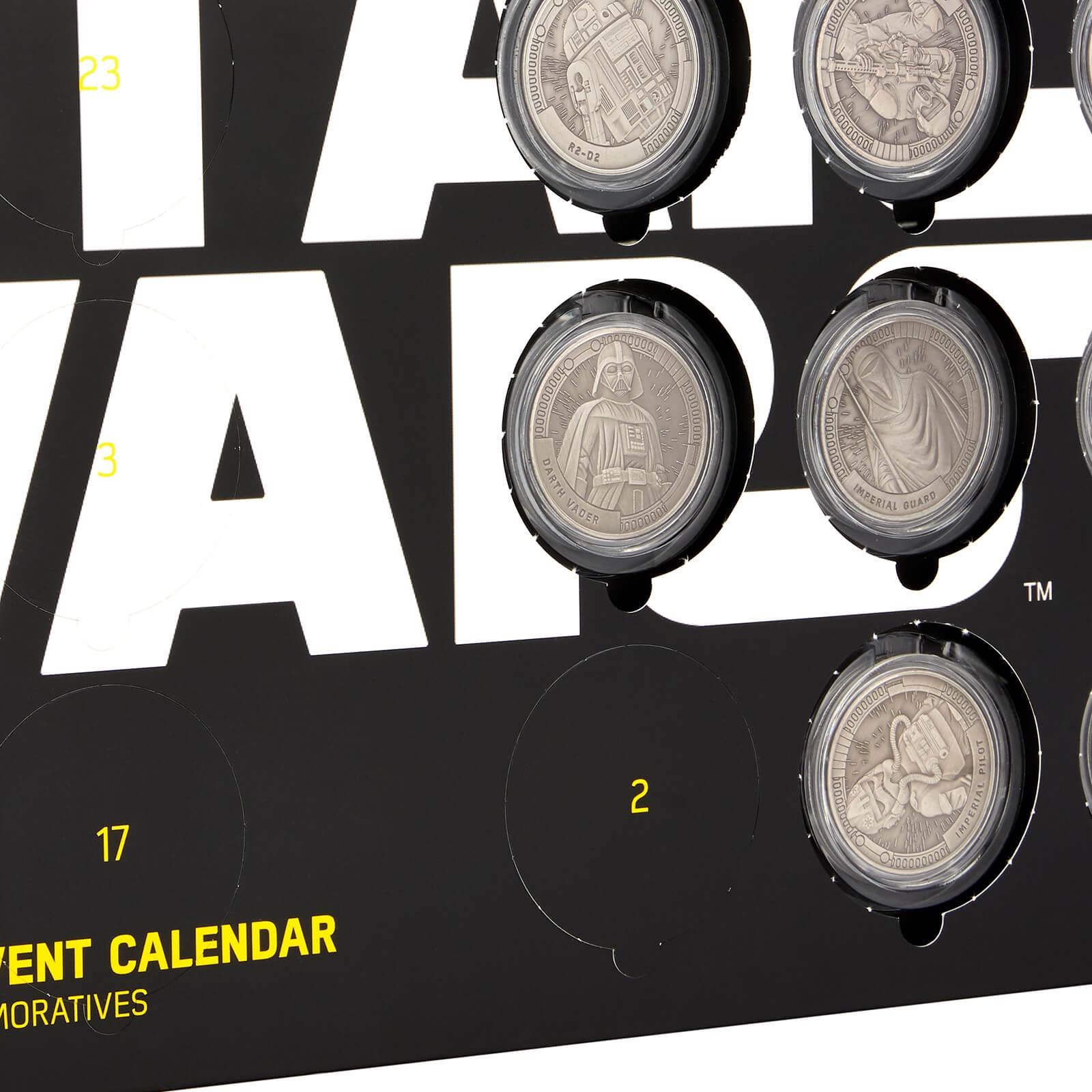 Colección de monedas de Star Wars, Marvel, disney con merchandising de regalo