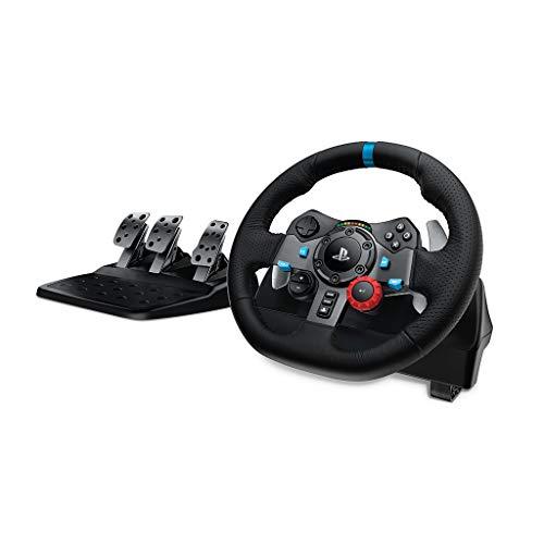 Volante Logitech G29 para PS4, PS3 o PC
