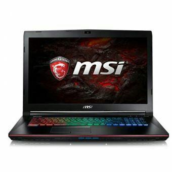 210 € DE DESCUENTO!!! Portátil Gaming MSI GF62 8RE-048ES 15,6'' Negro