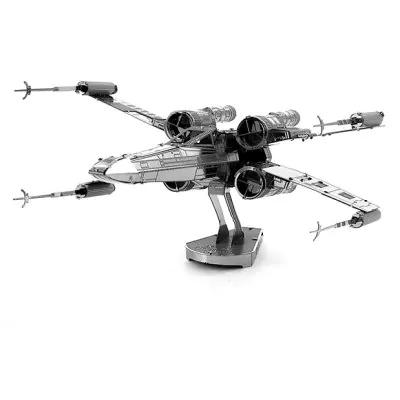 X-wing Warplane Metal 3D Puzzle