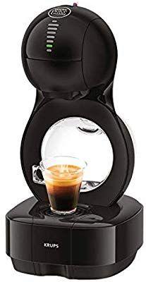 Cafetera de cápsulas Krups Nescafé Dolce Gusto Lumio KP1308