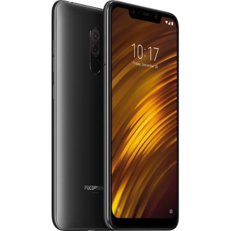 Xiaomi Pocophone F1 128Gb Negro Libre ( Version Global Eu )