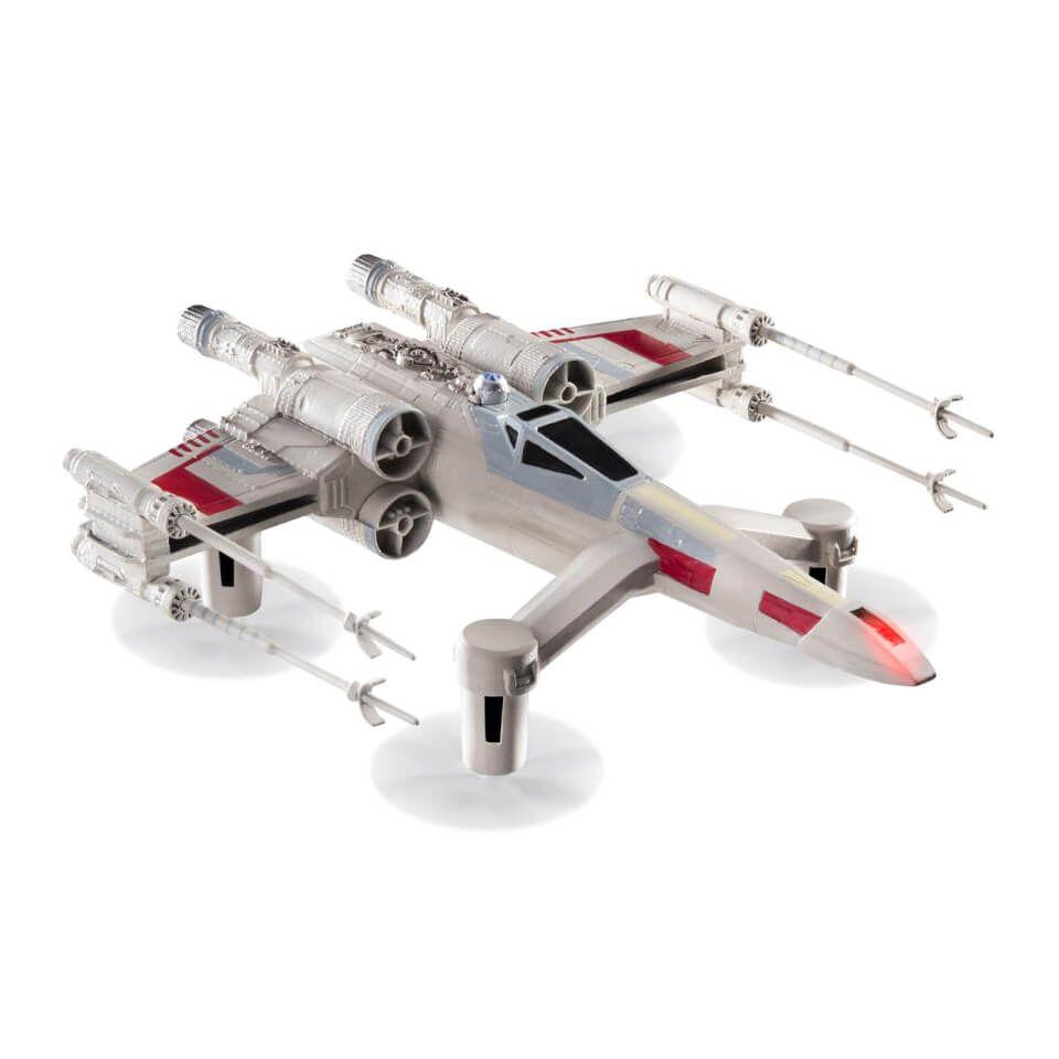 Dron caza star wars edicion coleccionista