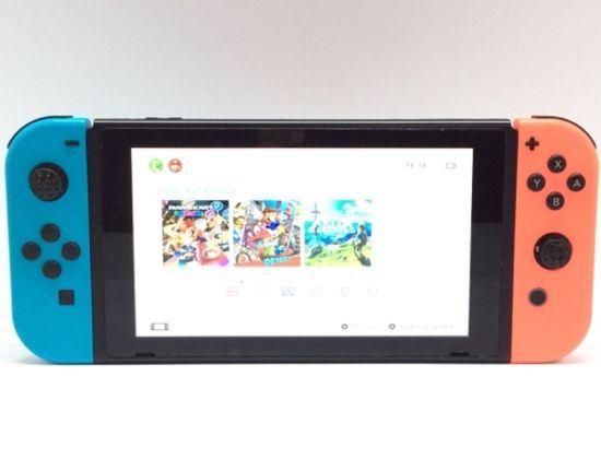 (CashConverters) Nintendo Switch Neón