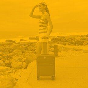 Rebajas de hasta el 50% en American Tourister (página oficial)