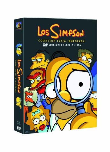 Selección de temporadas de Los Simpson en DVD