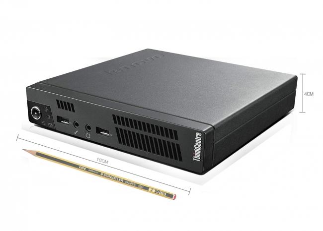 Ordenador Ultra Compacto Lenovo Htpc Intel Core I3 Wifi Thinkcentre - Reacondicionado