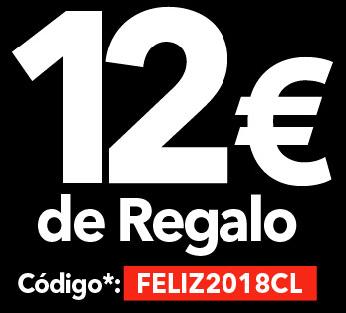 CLAREL: 12€ regalo por compras superiores a 60€