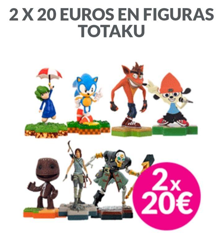 figuras TOTAKU 2x20€