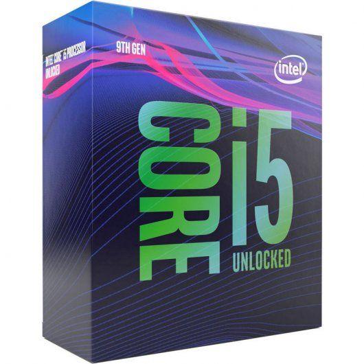 I5-9600K por 277€