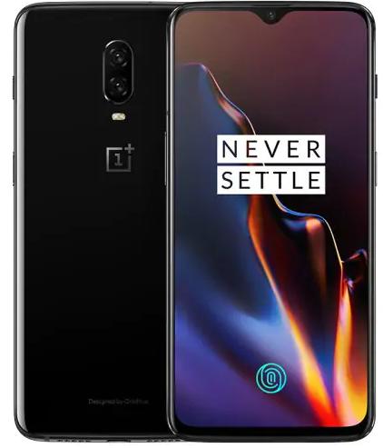 OnePlus 6T GB - 128GB solo 444€