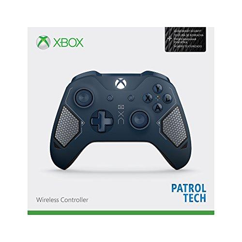 Xbox One: Mando Inalámbrico Edición Especial Patrol Tech