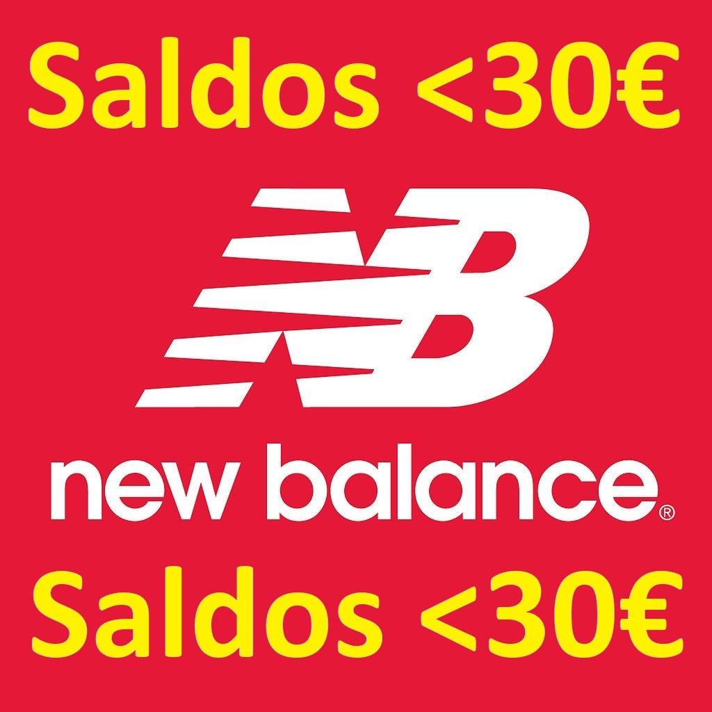 ¡¡¡Una docena de Sneakers adulto NEW BALANCE por menos de 30€ en Amazon!!!