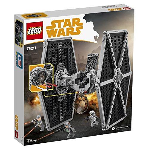 LEGO Star Wars - Caza Tie Imperial (75211)