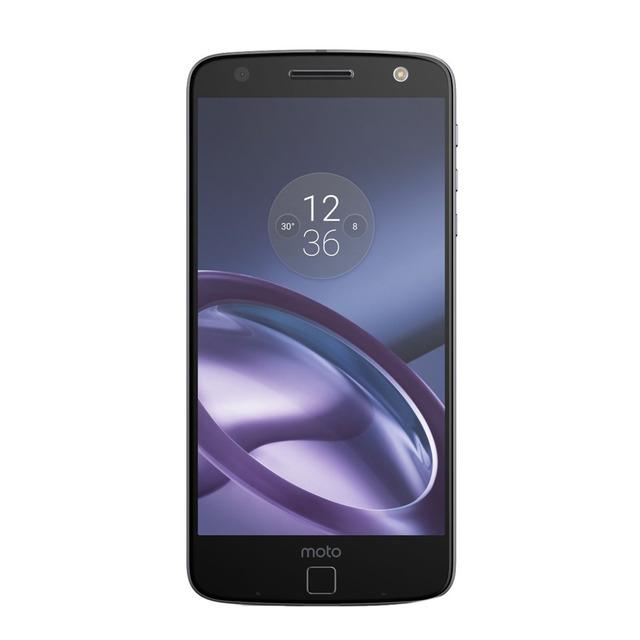 Motorola Moto Z Negro móvil libre
