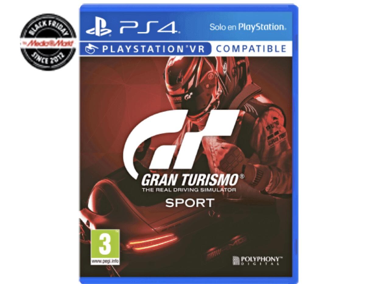 PS4 Gran Turismo Sport - Standard Edition