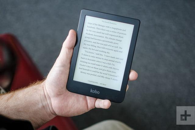 KOBO Clara HD Touchscreen 8 GB Wifi e-Book Reader