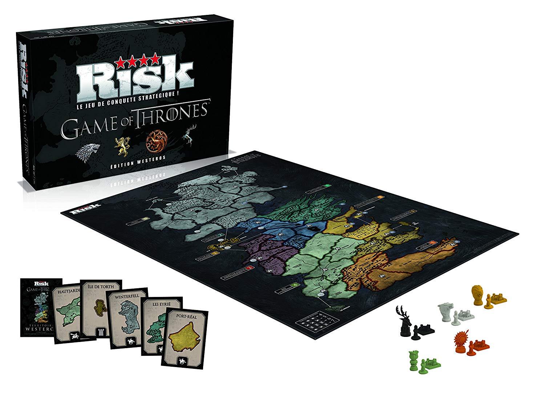 Risk Juego de tronos (Versión Francesa)